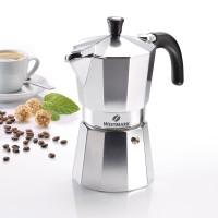 Espressokocher für 6 Tassen
