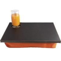 Laptop-Tisch mit Kissen