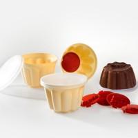 Dessert-Formen-Set 12-teilig