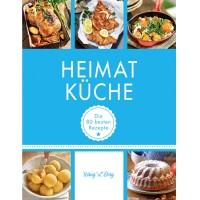 Heimatküche - Die 80 besten Rezepte
