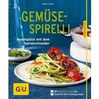 Gemüsespirelli - Nudelglück mit dem Spiralschneider