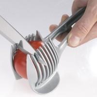 Tomatenzange Schneidhilfe